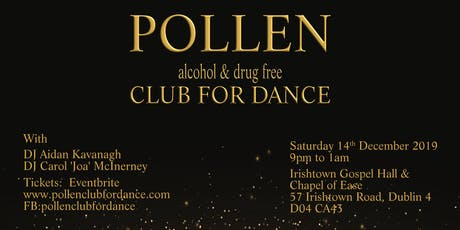 Pollen Club for Dance December 2019 tickets