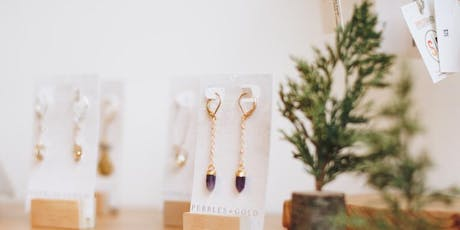 Pebbles & Gold Holiday Trunk Show tickets