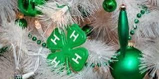 4-H December Volunteers, Family and Friends Holiday Event