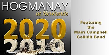 Hogmanay Ceilidh at Newlands 2019 tickets