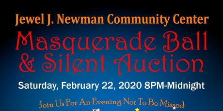 Masquerade Ball & Silent Auction 2020 tickets