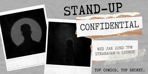Stand-Up Confidential at Stranahan's Lounge