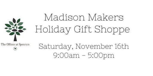 Madison Makers Holiday Gift Shoppe