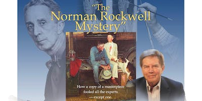 "John Howard Sanden: ""The Norman Rockwell Mystery"""
