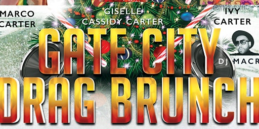gate city drag brunch holiday edition