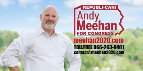 PIZZA & PATRIOTS! A Fundraiser Buffet for Andy Meehan for Congress tickets