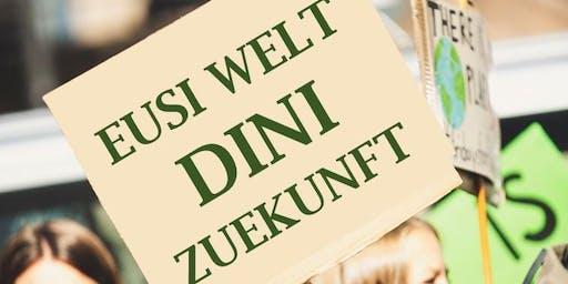 Ideenwettbewerb // Islam und Umwelt: Eusi Welt, Dini Zuekunft