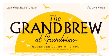 The GrandBrew tickets