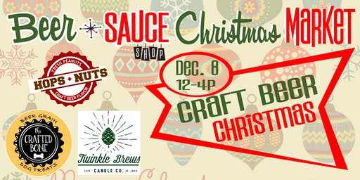 Craft Beer Christmas - Christmas Market