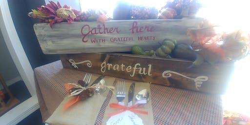 November Craft Workshop