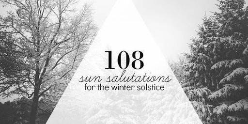 Sacred 108 Winter Solstice