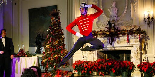Arts Behind the Scenes: The Newport Nutcracker at Rosecliff Rehearsal Tour