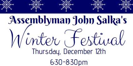 Assemblyman John Salka's Winter Festival