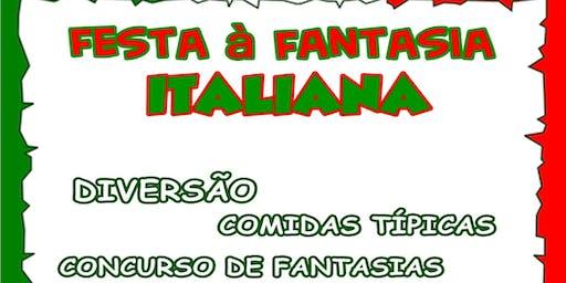 Festa a fantasia Italiana