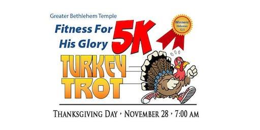 GBTC Turkey Trot 5K Walk/Run