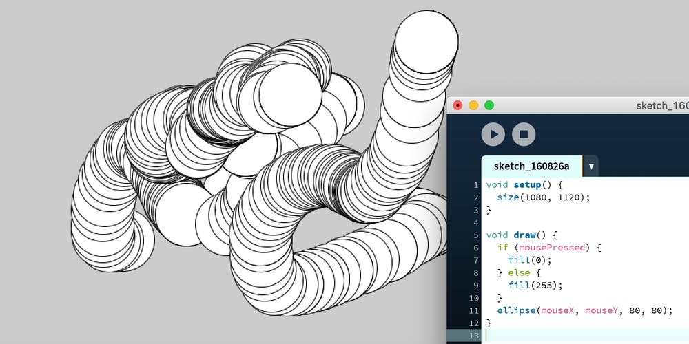 Creative Coding: An Intro to Programming with Processing (13