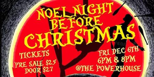 Noel Night Before Christmas