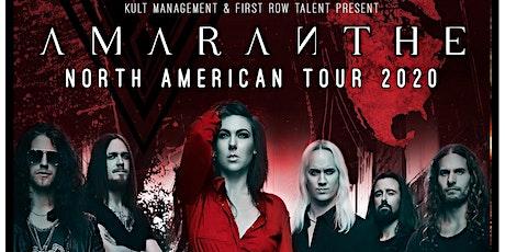 Amaranthe - North American Tour 2020 tickets