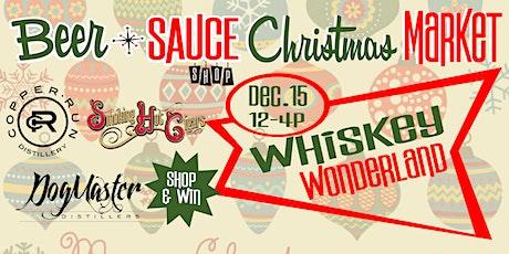 Whiskey Wonderland - Christmas Market tickets