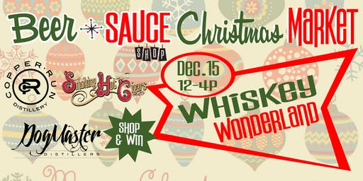 Whiskey Wonderland - Christmas Market