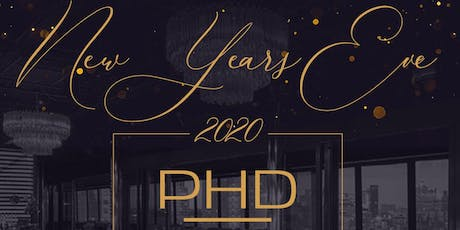 PHD at Dream Downtown New Year's Eve 2020 tickets