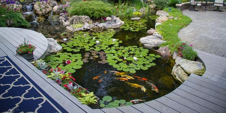 How To Clean Your Pond tickets