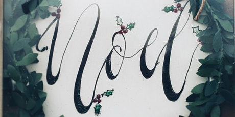 Introduction to Modern Calligraphy - Christmas Special tickets