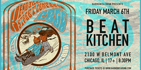 CBDB w/ Kendall Street Company tickets