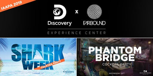 Discovery Destinations and Farbound Cocktail Parties at IAAPA 2019