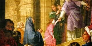 Feast Day for the Presentation of Mary