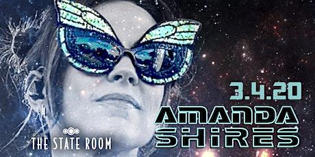 Amanda Shires Atmosphereless Tour tickets