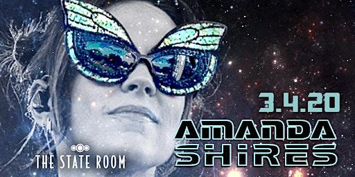 Amanda Shires Atmosphereless Tour