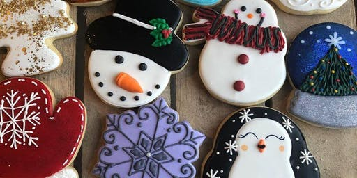 Mingle + Jingle | Holiday Cookie Class and Gift Exchange! (Ladies 21+)