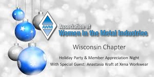 AWMI Wisconsin Chapter Holiday Party & Member Appreciation Event