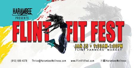 Flint Fit Fest tickets