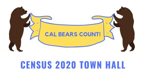 Census 2020 Town Hall at Cal tickets