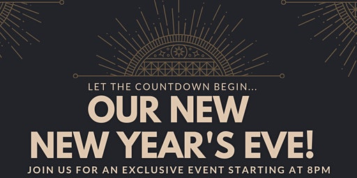 """The Century Room's """"New"""" New Year's Eve!"""