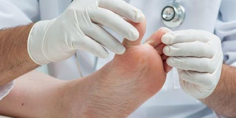 Diabetes Group IOW   : NHS Trust IW Podiatry Services  at our Xmas event tickets