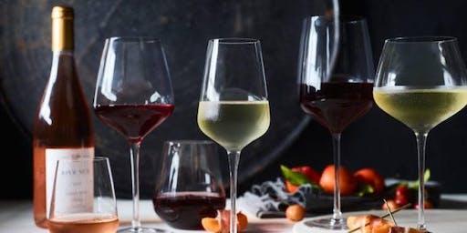Wine Tasting at Shipwreck!
