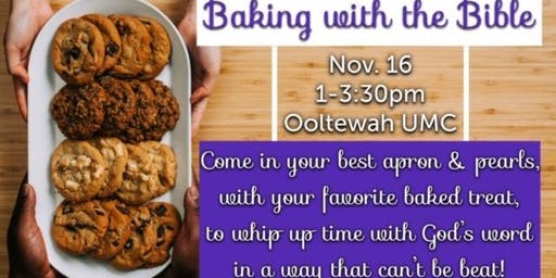 Scenic South District UMW - Baking with the Bible