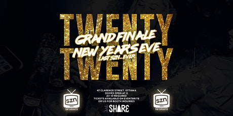 GRAND FINALE - NYE 2020 - LAST SZN EVER tickets