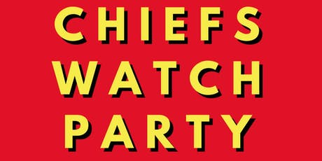 Chiefs Watch Party - Benefiting Giving the Basics  tickets
