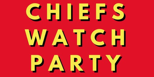 Chiefs Watch Party - Benefiting Giving the Basics