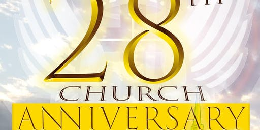 28th Church Anniversary - Unlimited Praise