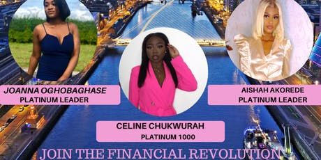 Financial Revolution Dublin tickets