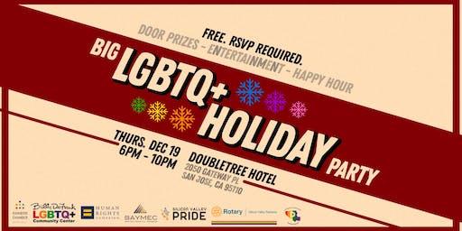 Big LGBTQ+ Holiday Party 2019