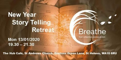 Breathe Retreat - Rediscovering Yourself 13/01/2020 tickets