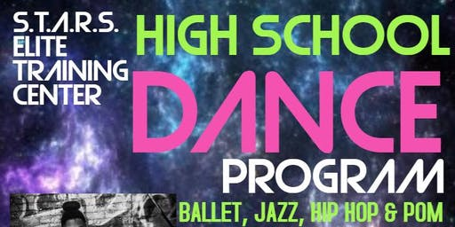 High School Dance Program (free class)