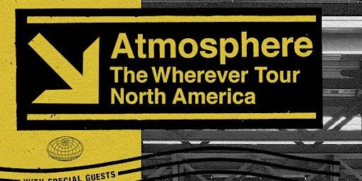 Atmosphere: The Wherever Tour
