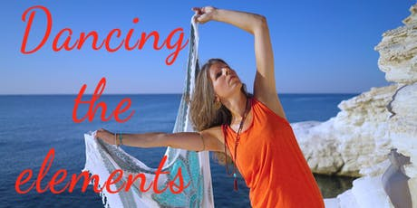 Dancing the Elements tickets